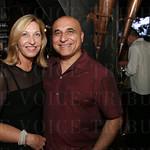 Karen Cox and Guy Tedesco.