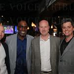 Joe Cox, Ed McClure, Brian Hyatt and Patrick Spalding.