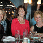 Trudy Ross, Rienelle Hoover and Tracey Clayton.