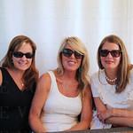 Sandy Friedman, Britt Cooper and Candice Hann.