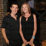 Larry Shapin and Ladonna Nicolas.