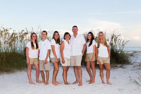 The Vosee Family - 2013