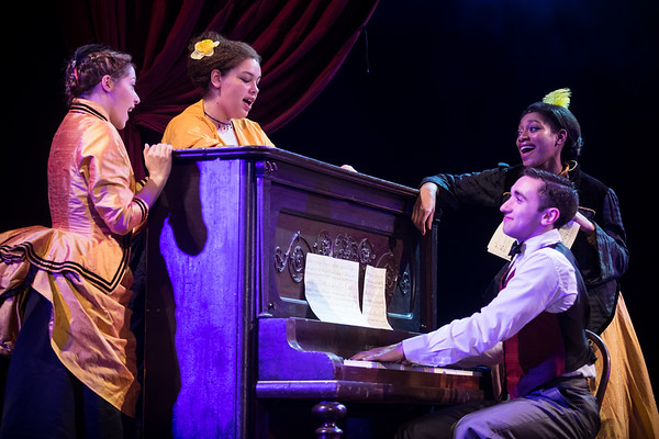 The Waa-Mu Show: MANHATTAN MIRACLE