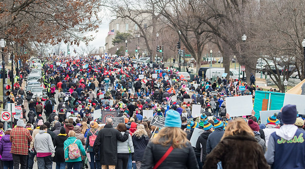 The March For Life 2017 - Washington DC