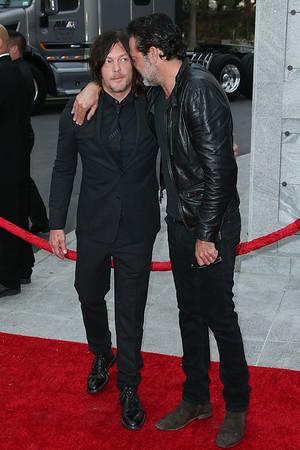 Norman Reedus, Jeffrey Dean Morgan