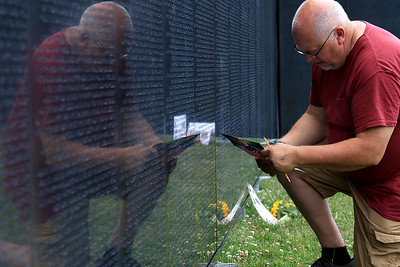 """""""The Wall that Heals"""" Saturday, July 14, 2018"""