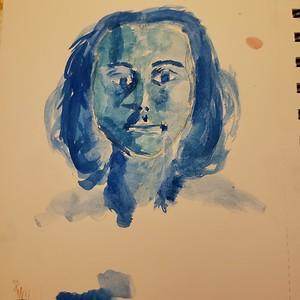 Belle Leonard - Portrait - April 30, 2020