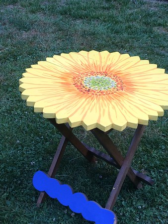 Maureen - Sunflower Table - June 22, 2020