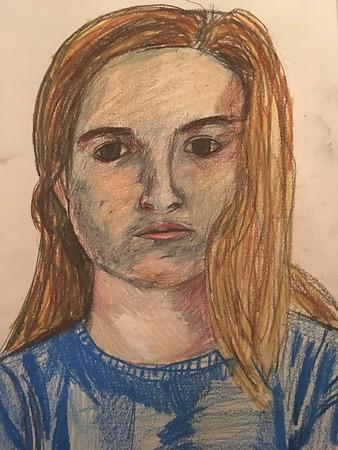 Bea Karambis - Color Portrait - April 30, 2020