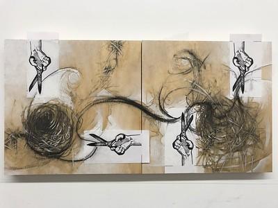 Stephanie Williams - Dichotomized Nests - May 6, 2020