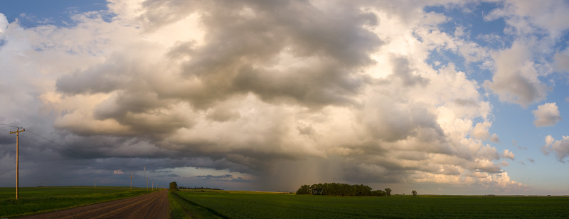 Isolated Showers