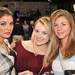 Hope Zils, Jessica Davis and Liz Watkins.