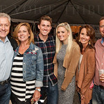 Rick and Martha Redman, Zachary Redman and Brianna Simmons and Dacia and David Jackel.