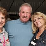 Tonya McClure, Tom Emanuel and Wendy Wilson.