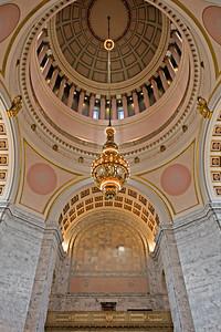 Capitol Rotunda - Olympia, WA