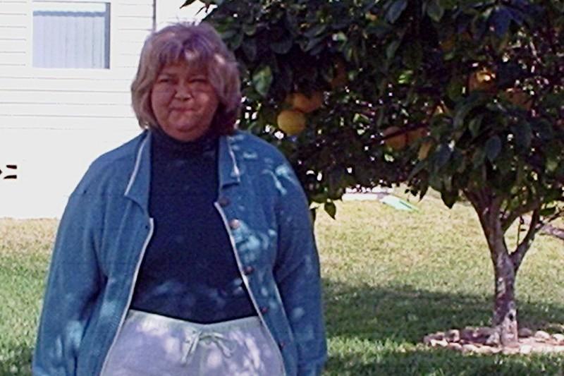 Karen Bone, February 8, 2004, Florida