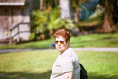 Delores Wassum, Florida, 2005