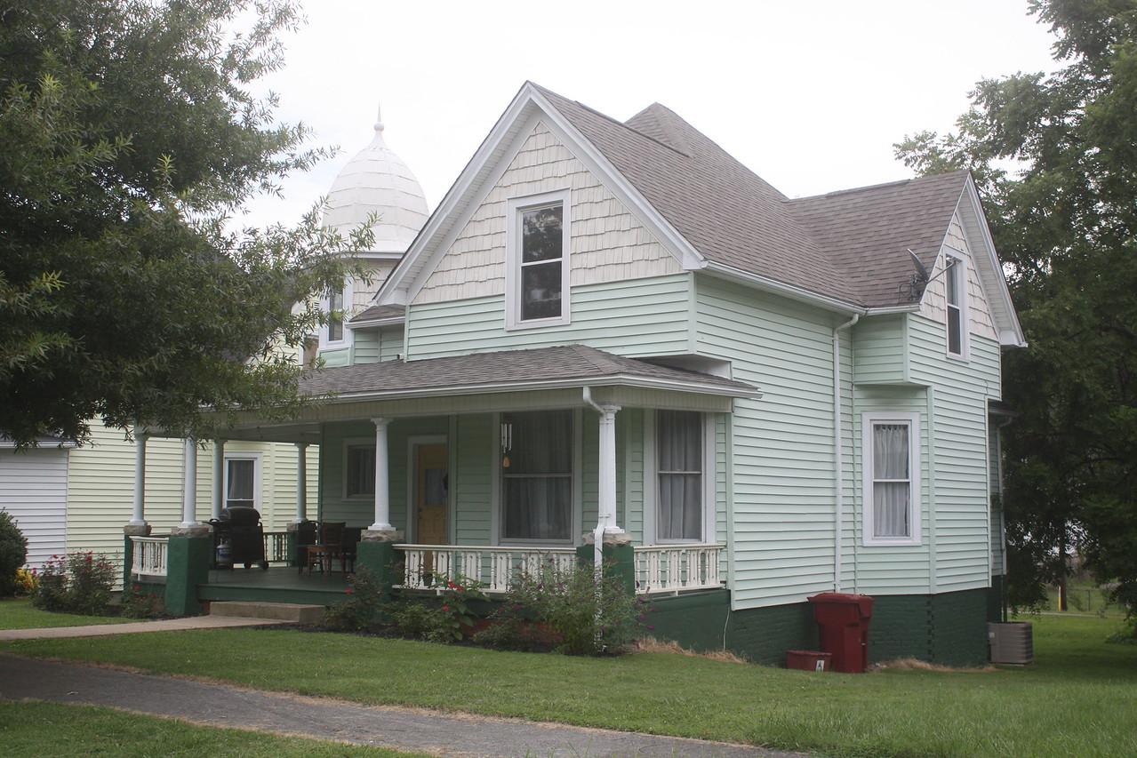512 E. Wautauga Ave., Johnson City, Tennessee, home of Carl and Pauline Wassum