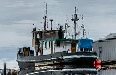 Reflections, Port Angeles Marina, Port Angeles, Washington
