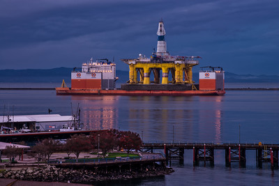 Port Angeles Harbor, Port Angeles, Washington
