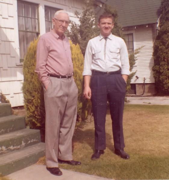 Owen E. Kinnard and James P Jagla - Cashmere WA