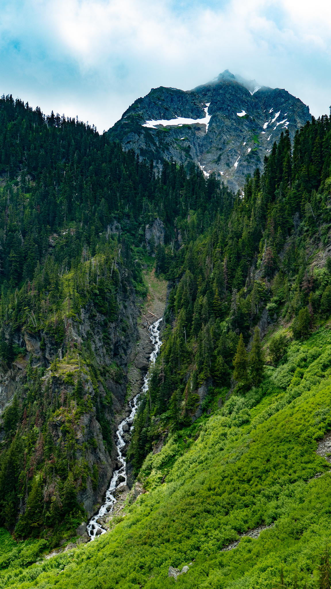Cascade Pass — Washington Trails Association