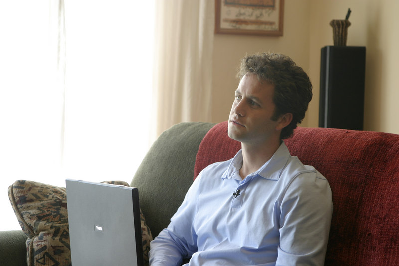 Last Shot of the Day - Kirk Cameron, deep in thought!