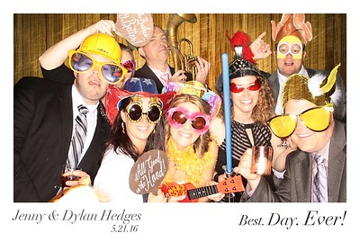 The Wedding of Jenny & Dylan