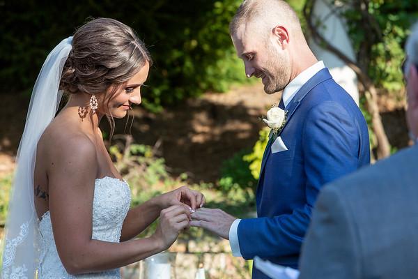 The Wedding of Katie + Shane
