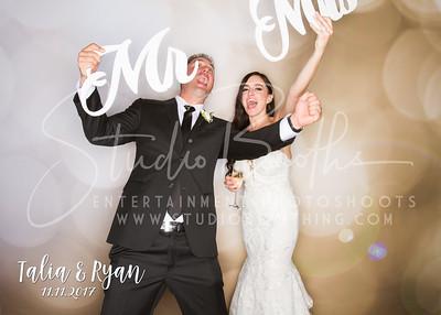 Congratulations, Talia and Ryan!