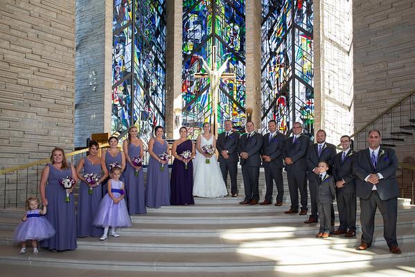 The Wedding of Toni & Josh
