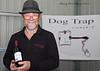 Dennis Hart, Dog Trap Vineyard at Murra' Markets Easter Saturday.