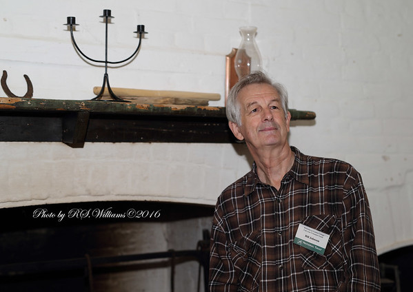 Bill Johnson, National Trust at Cooma Cottage, Yass