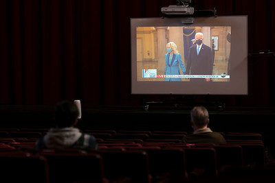 Inauguration Day Viewing