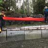 Washington Kayak Club Paddle on 10/27/18