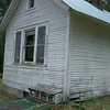 """Original hatchway cover...  basement would often have 1-2"""" of water from leakage"""