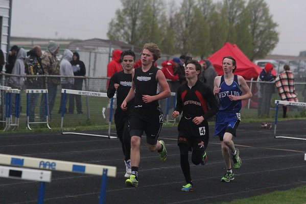The West Lyon Track and Field Invitational 4-26
