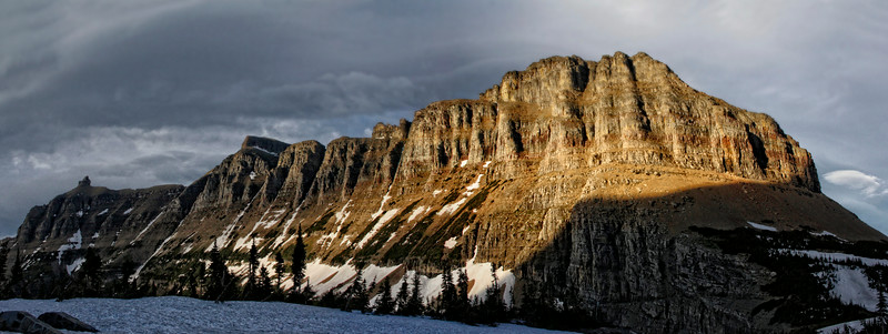Logan Pass - Last Light
