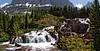Redrock Falls Panorama