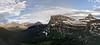 Evening, Heavy Runner Mtn Panorama