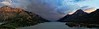 Panorama - Storm at Dusk