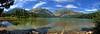 Phelps Lake toward Death Canyon