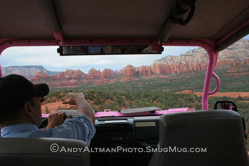 Pink Jeep Tour #1