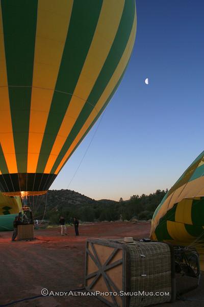 Sunrise Ballooning, Sedona
