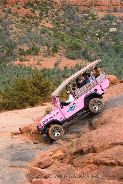 Pink Jeep Tour #2