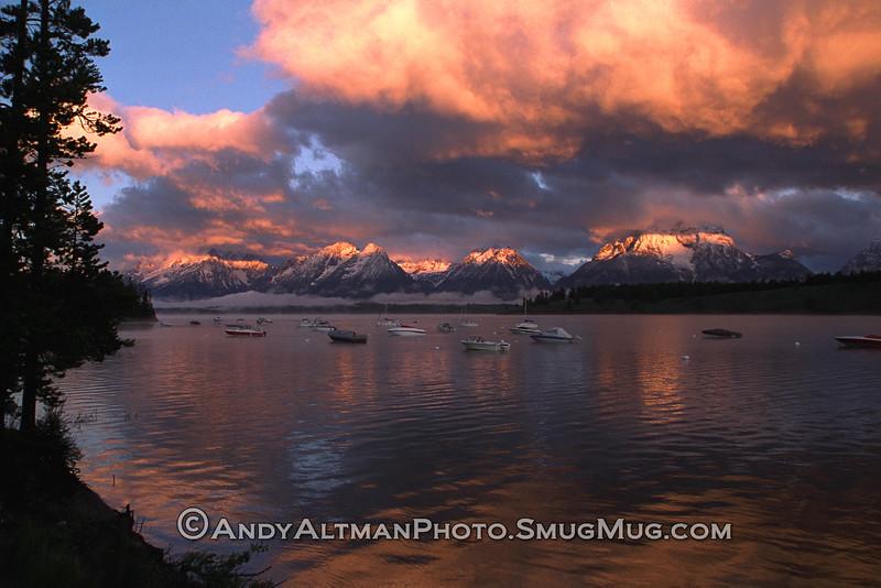 Teton Sunrise (1)