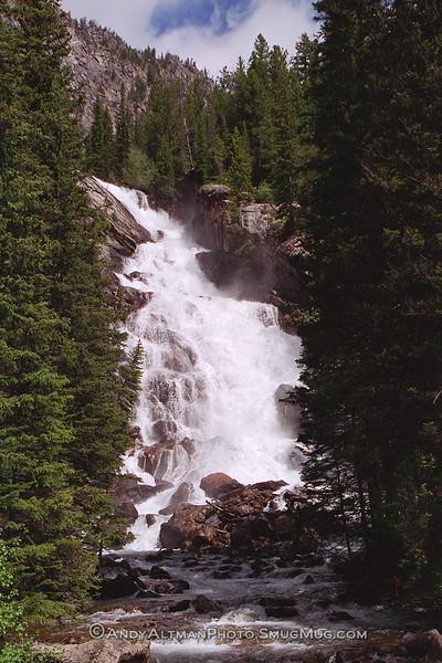 Hidden Falls, Grand Tetons NP