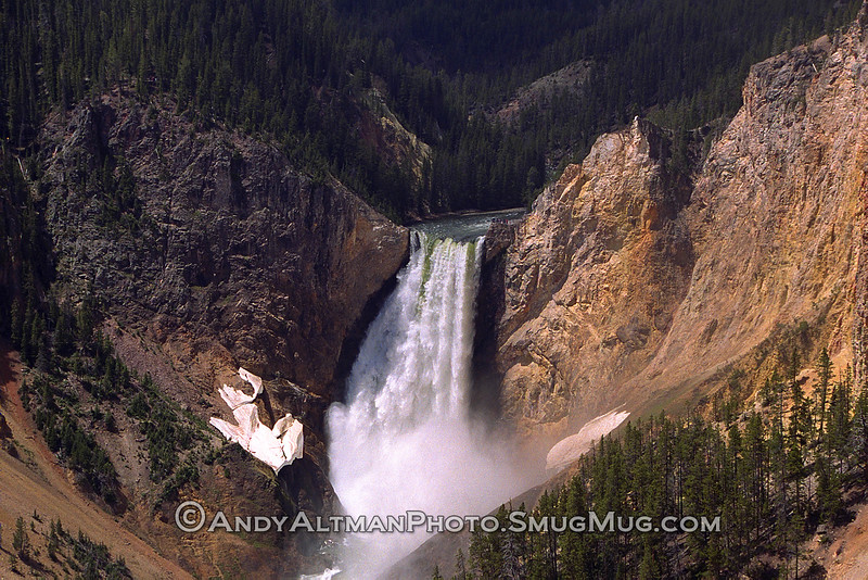 Lower Falls of the Yellowstone (1)