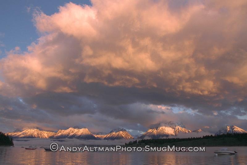 Teton Sunrise (2)