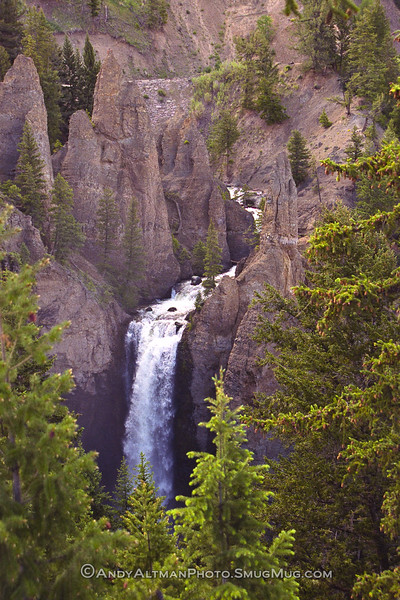Tower Falls, Yellowstone NP